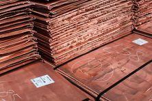 Plaques de cuivre en Belgique chez Umicore