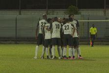 L'équipe du Club Colonial de Fort-de-France.