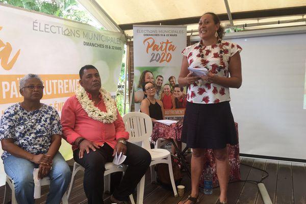 Païta Calédonie Ensemble municipales