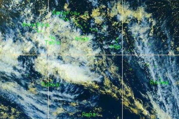 Les Iles du Vent de nouveau en vigilance jaune