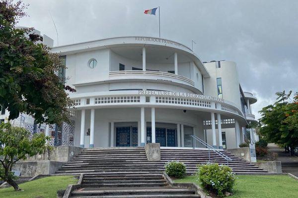 Préfecture Guadeloupe