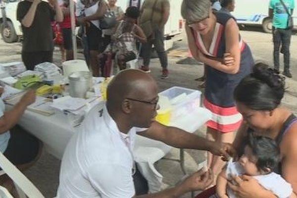 Archives campagne de vaccination en Guyane