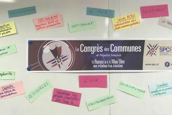congrès des communes