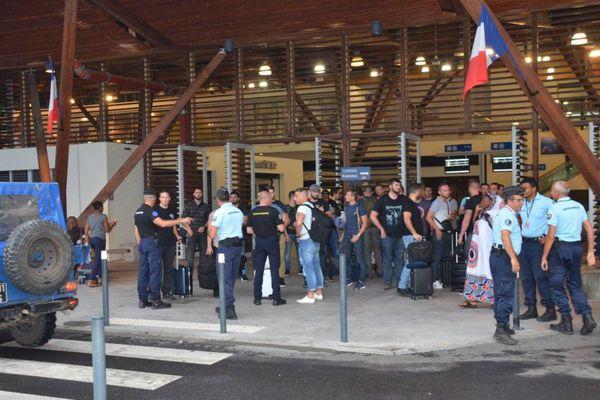 Renforts de gendarmes à Mayotte