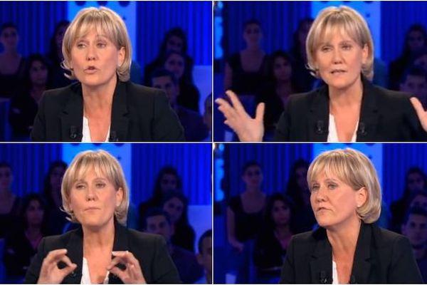 """Polémique : la France est """"un pays de race blanche"""", selon Nadine Morano"""