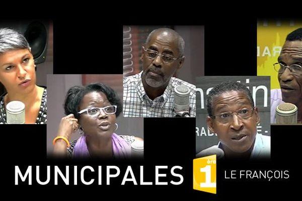 Municipales1ere Francois