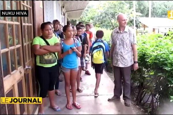 Rentrée scolaire : Nuku Hiva délivrera aussi son C.A.P