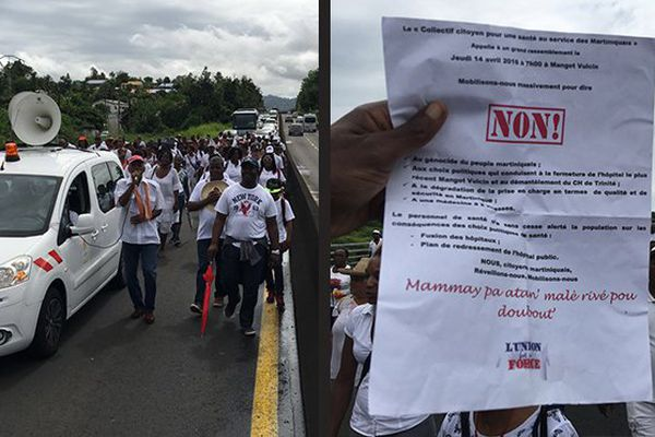collectif citoyen manifestation
