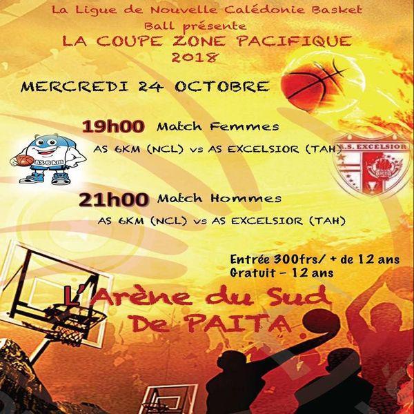 Coupe du Pacifique basket