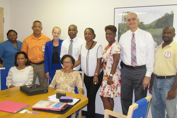 Association CArest à Antigua