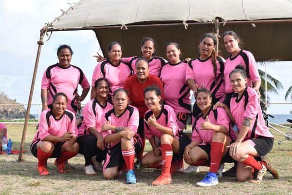 football féminin Marquises