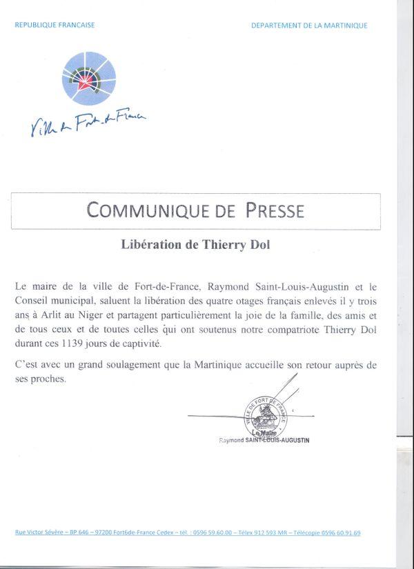 Maire de Fort de France