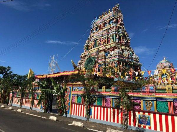 Temple Ti Bazar Saint-André tamoul 200119