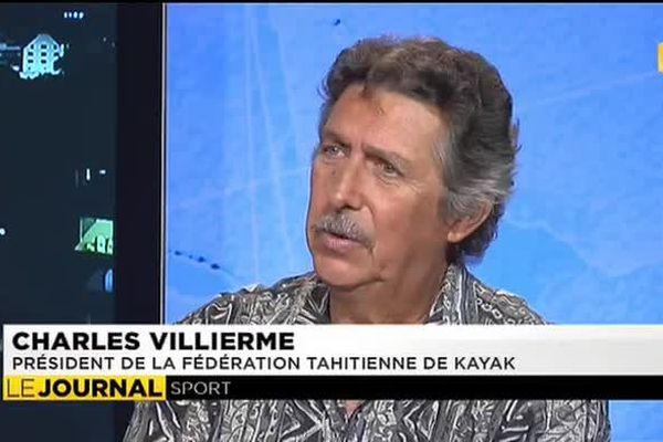 Une épreuve mondiale de kayak à Tahiti en 2015