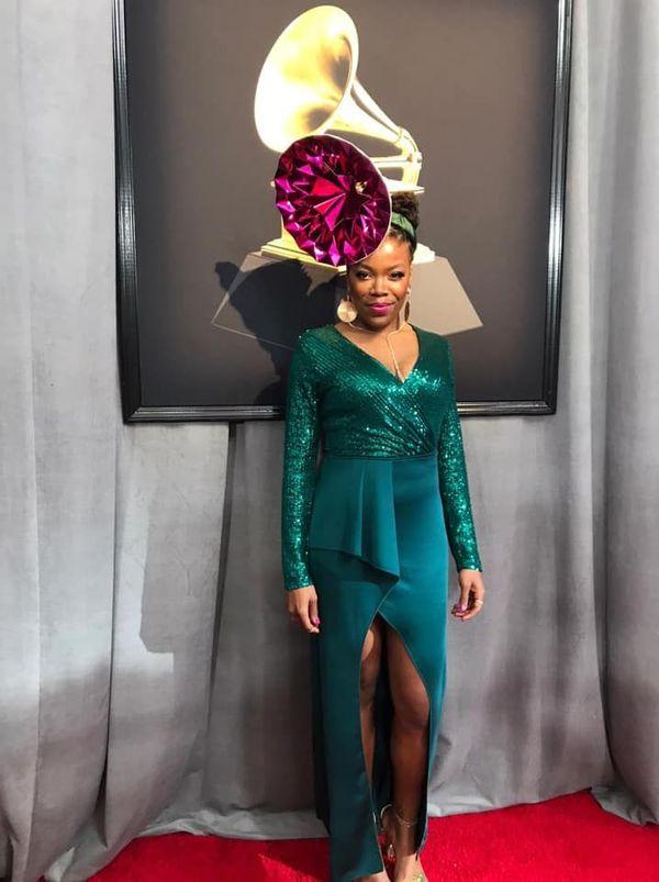 Malika Tirolien Grammy Awards