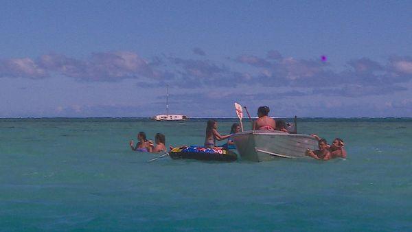 Le voilier échoué à Toahotu menace la biodiversité