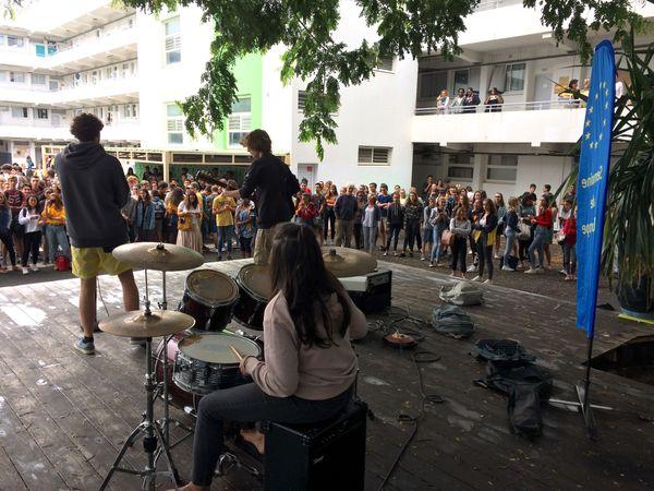 Semaine européenne eu lycée Lapérouse 2019
