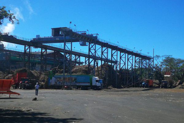 Campagne sucrière 2018 reprise livraisons usine Bois Rouge 170718