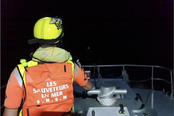 Sauveteurs en mer 20 juin 2021