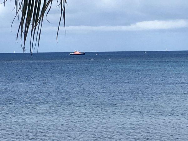 Décès chasseur sous-marin Nouméa