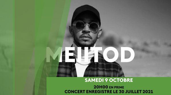 Meiitod - concert enregistré le 30 juillet au Pôle Culturel de Chirongui