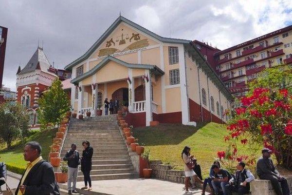 Haute Cour Constitutionnelle de Madagascar HCC