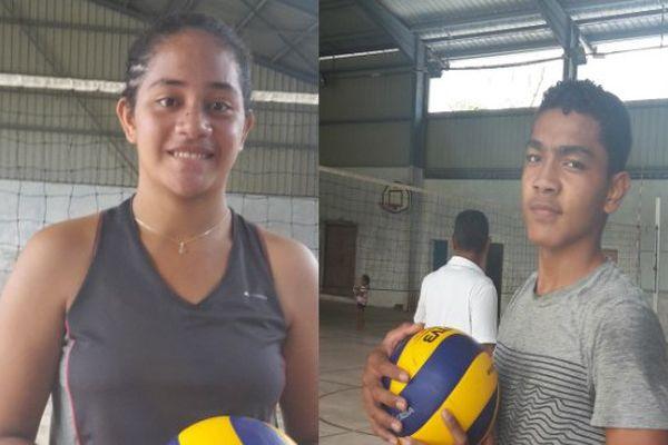 Loanna Puakavase et Galutauava 2 futuniens détectés en National de Volley-ball