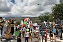 Marche pour le climat à Saint-Paul : près de 200 personnes mobilisées