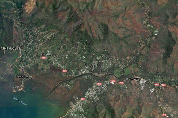 La Coulée. Mont-Dore