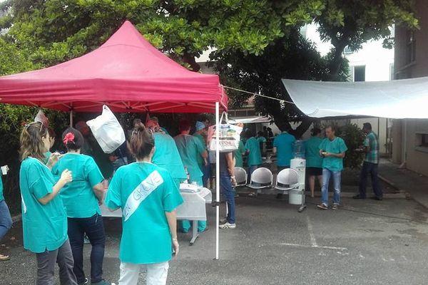 Grève clinique