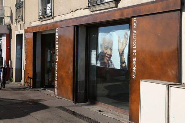 """L'espace Louis Delgrès abrite l'association """"Mémoire de l'Outre-mer"""""""
