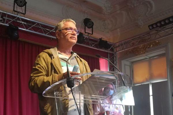Pierre Maunier élu président de l'association du Grand Raid 03-07-2021