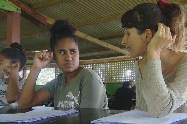 élèves professeurs yaté
