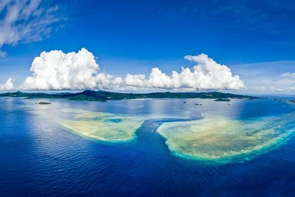 Mayotte Grande terre et Petite Terre
