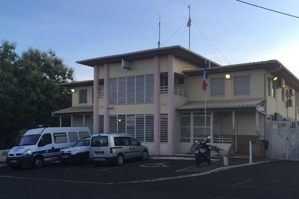 commissariat Mamoudzou