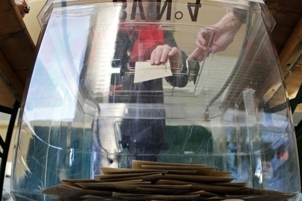 vote urne