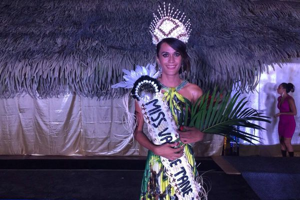 Miss Vahine Tane 2016