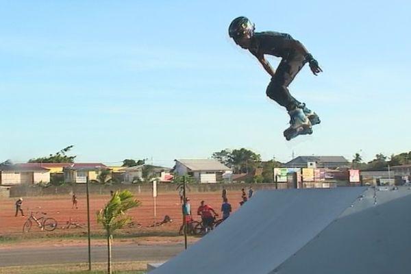 championnat de Guyane de roller