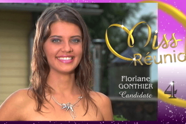 4 - Floriane GONTHIER  21 ans, 1,70m1/2 - Etang Salé