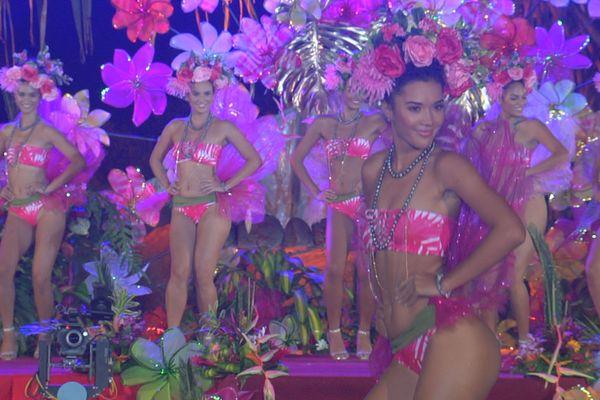 Gala Miss Tahiti 2019