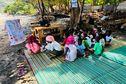 Des jeunes de Mamoudzou à la découverte de Boueni