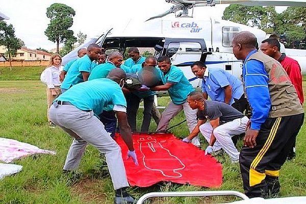 Madagascar crash d'hélicoptère de l'armée