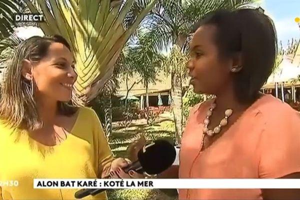 Alon Bat Karé : koté la mer à Saint-Gilles