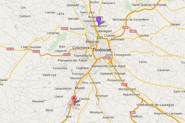 Toulouse Le Fauga