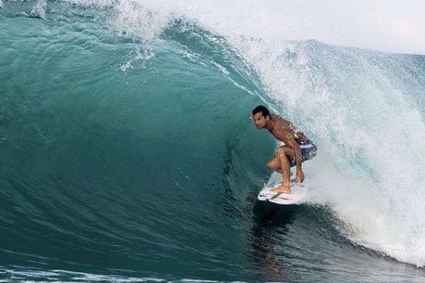 Michel Bourez Bali tour 3