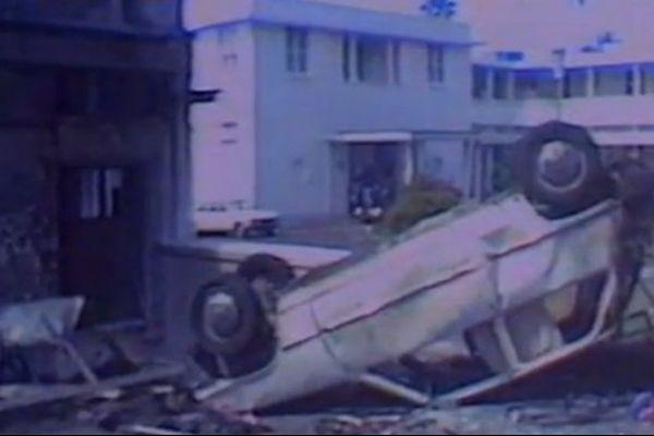 attentats guadeloupe 1983