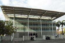 Le palais de justice de Fort-de-France