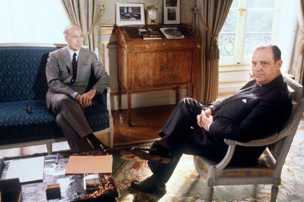 Barre et Giscard