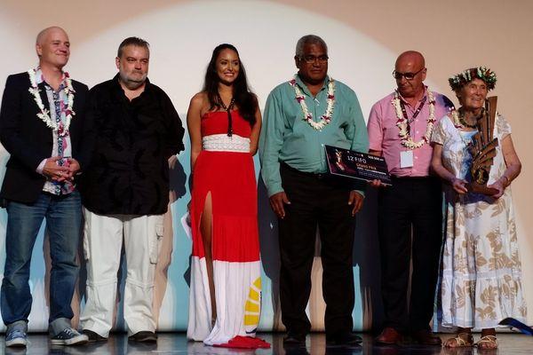 Le Grand Prix du jury du FIFO 2015 : Tender