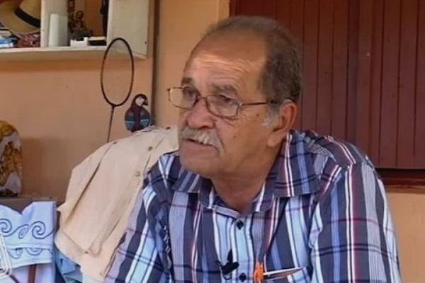 Georges-Marie Lépinay s'est éteint à l'âge de 80 ans